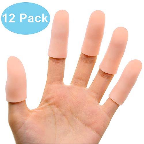 cuisine Safe Chop Outil de coupe Acier inoxydable Finger Guard Iceblueor 2/pcs Prot/ège Doigt protection de la main d/éviter les mal quand trancher et en d/és