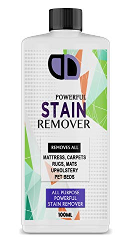 Professional Mattress Stain Remover Urine Vomit Pet Faeces Bed Wee Cleaner 100ml