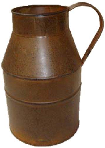 Craft Sortie de 7 par 5, 5 par 24, 1 Cm Rustique Peut Réservoir à Lait avec poignée Latérale, Grande