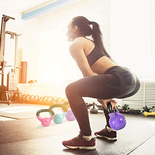 Yes4All-Combo-Special-Vinyl-Coated-Kettlebell-Weight-Sets--Weight-Available-Multicolor-5-10-15-lbs