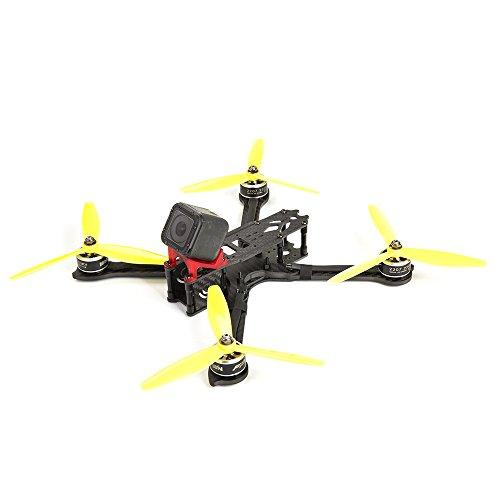KINGDUO Iflight xl6 6 Inch Mm 265 Wheelbse 4Mm Brazo 3K Fibra De Carbono FPV Freestyle Marco Kit para RC Drone