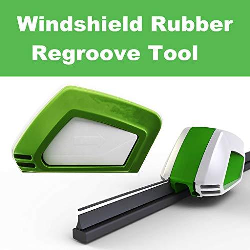 Lanceasy Car Kit di Riparazione 1 Pz Auto Car Tergicristallo Repair Tool Riutilizzabile Durevole per Parabrezza Blades