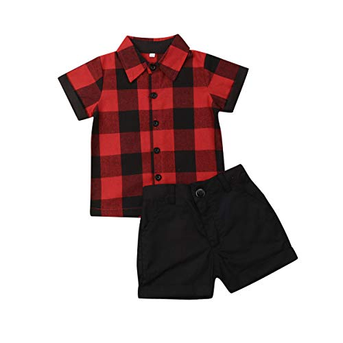 Summer Boy 's Two Piece Set Fashion…