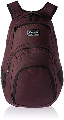 DAKINE Campus 33L Polyester Noir/Rouge sac à dos - Sacs à dos (Polyester, Noir/Rouge, Motif, 600 D, Unisexe, 38,1 cm (15\