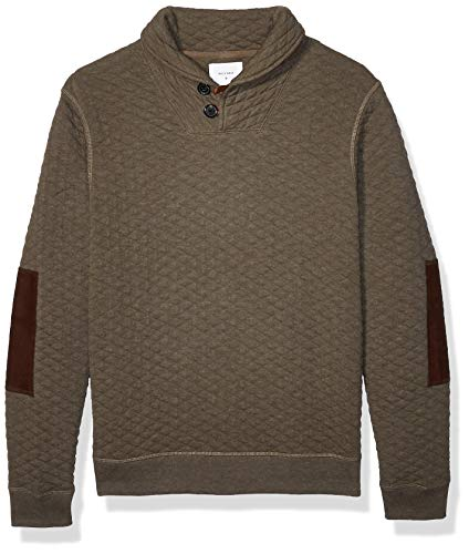 Mens Pullover Sweaters With Elbow Patches