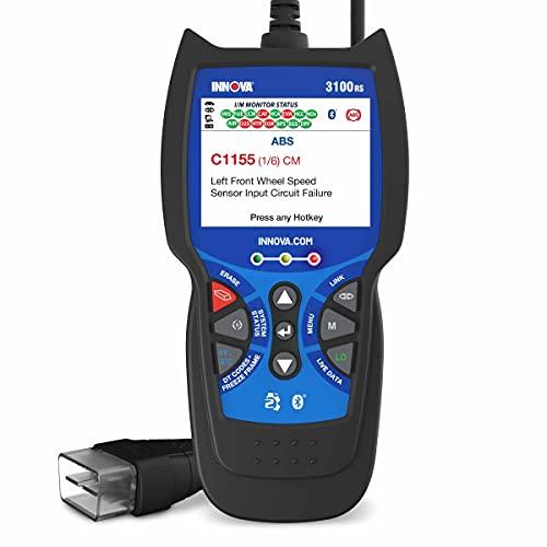 INNOVA 3100RS Car Code Scanner - Code Reader Car Diagnostic Tool -...