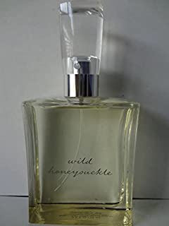 Bath and Body Works WILD HONEYSUCKLE Eau De Toilette EDT spray Perfume 2.5 FL OZ. This is UNBOXED