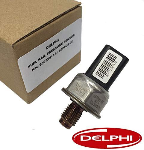 Transit Pièces Transit Connect 1.8 TDCI Delphi Carburant Rail Pression Capteur 01 à 05 55Pp03-02 Neuf