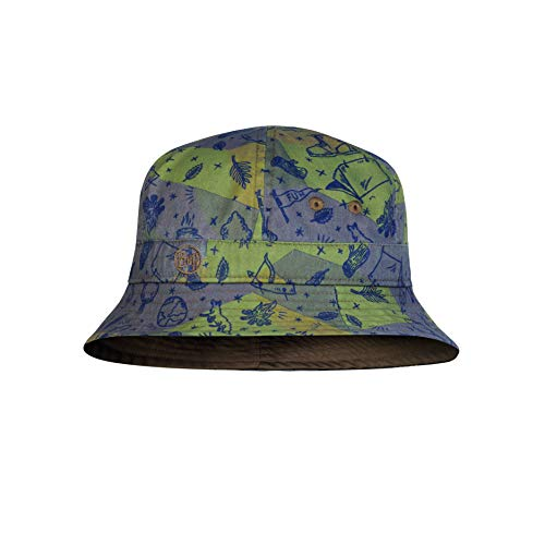Buff Jungen Bucket Hat, Camp Khaki, Einheitsgröße