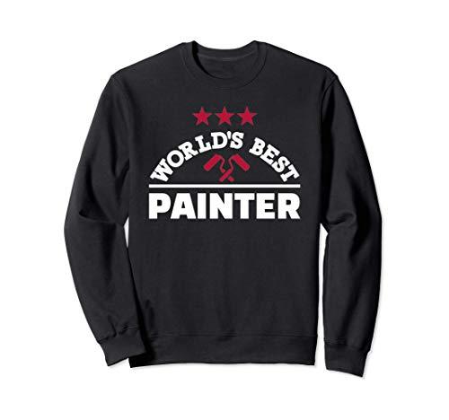 El mejor pintor del mundo Sudadera