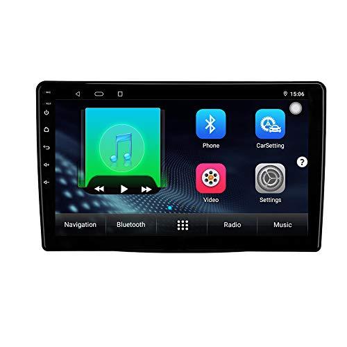 XISEDO Android Autoradio per Fiat 500L 2012-2017 In-dash Car Radio 9 Pollici Car Stereo Navigatore GPS con Schermo di Tocco Nessun lettore DVD (500L)