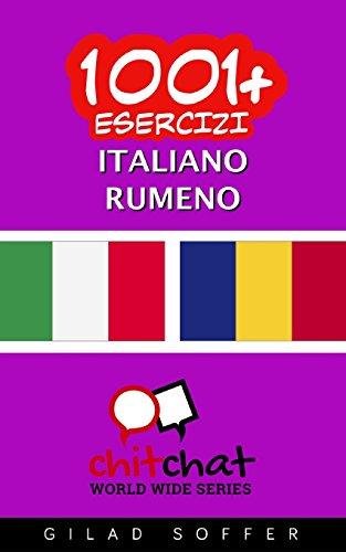 1001+ Esercizi italiano - rumeno