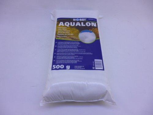 Hobby AQUALON, Filterwatte 500 g Ersatzfilter, Osmoseanlage, Wasserfilter