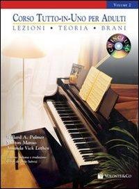 Corso tutto-in-uno. Adulti. Con CD Audio: Corso Tutto-in-Uno per Adulti - vol 2. Con CD Audio