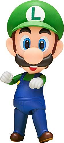 Good Smile Company Figura Nendoroid Luigi Super Mario Nintendo 10cm - 4580416908733