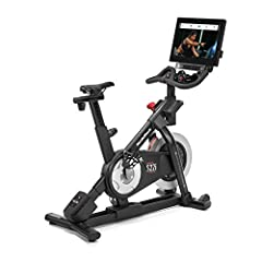 Interactive Personal Training at Home powered by iFit; 1-year iFit membership included with your exercise bike; gain access to on-demand, interactive trainer-led global and studio workout programs ($396 value) 22 inches Interactive HD Touchscreen Dis...