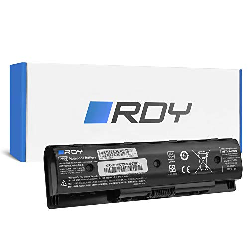 RDY Batería PI06 PI06XL PI09 HSTNN-UB4N HSTNN-YB4N 710416-001 710417-001 para HP Pavilion 15 15-E 17 17-E HP Envy 15 15-J 17 17-J