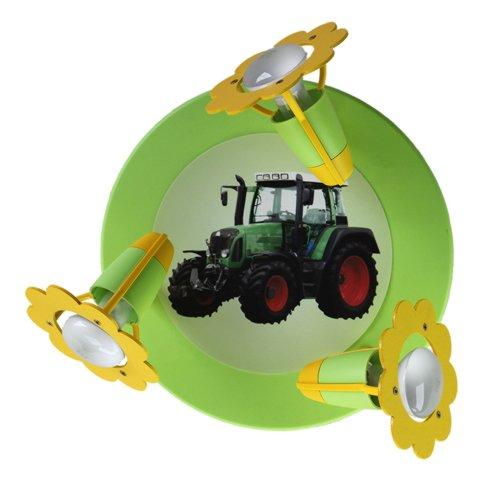 Elobra Strahler Rondell Traktor, 3 flammig ELO-127469