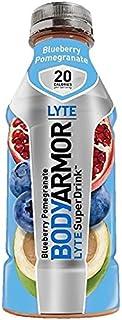 Bodyarmor LYTE Superdrinks 12- 16 Ounce Bottles (Blueberry Pomegranate)