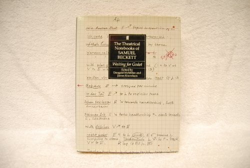 The Theatrical Notebooks of Samuel Beckett: Waiting for Godot v. 3の詳細を見る