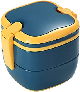 FEIGAO Lunch Box,PP De Qualité Alimentaire Bento Box,Lunch Box Isotherme,Leakproof,Rangement Et Organisation De Cuisine(1...
