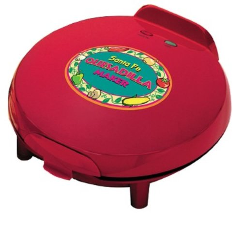 Santa Fe QM2R 900-Watt Quesadilla Maker