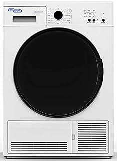 Super General 8 Kg 15 Programs Condenser type Clothes Dryer, White - SGWD8700EDMW