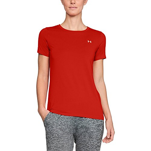 Under Armour 1285637 - T-Shirt - Femme - Rouge (Radio Red) - FR: M