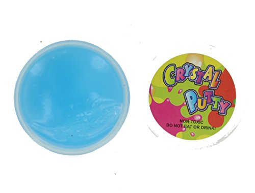Children's Small Pot of Mini Noise Putty Birthday Party Bag Filler