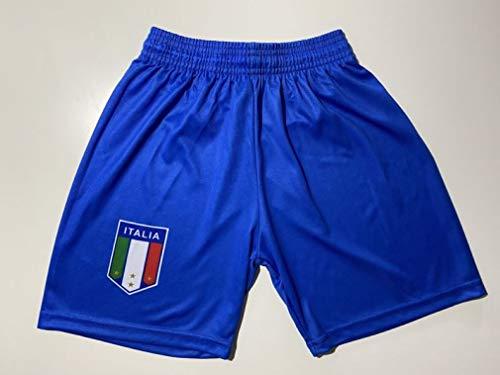 Spielfussballshop Italien Hose Kinder Grössen, Trikots im Shop (92)