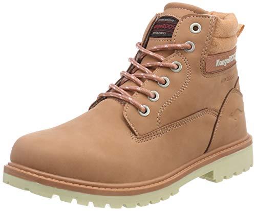 KangaROOS Riveter JR II Desert Boots, Rot (Coral), 39 EU