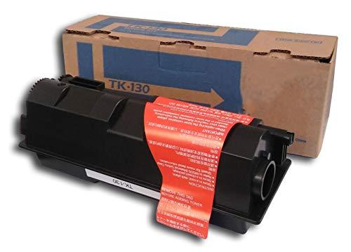 Tóner TK-130 Negro Compatible con Las impresoras Kyocera FS-1028MFP/FS-1128MFP/ FS-1300DN/FS-1350DN. (3)