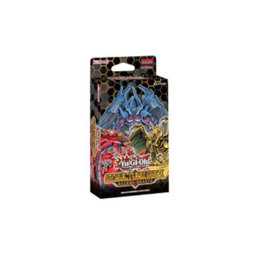 Yu-Gi-Oh! TCG Sacred Beasts Structure Deck
