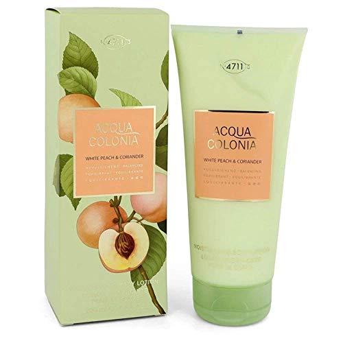 4711 ACQUA COLONIA White Peach & Coriander Lait corporel 200ml