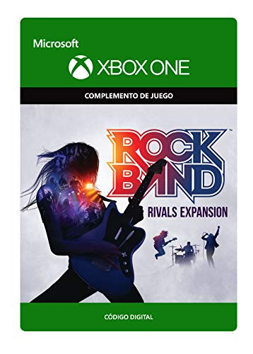 Rock Band 4 Rivals Expansion | Xbox One - Código de descarga