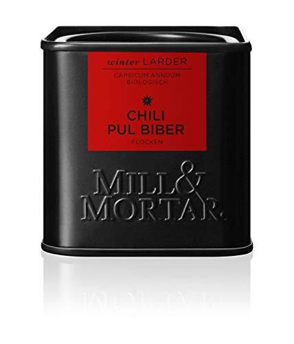 Mill & Mortar Chili Pul Biber - Chili-Flocken mild - Bio 45 g -