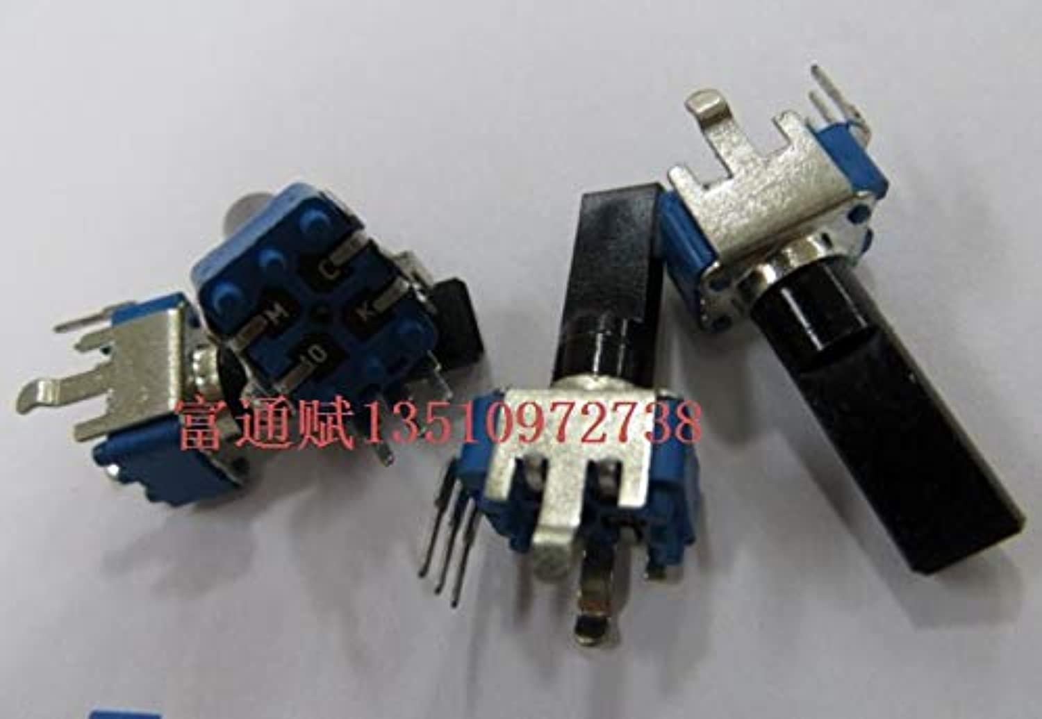 Taiwan Imported Alpha Mixer R09 Type 10K Potentiometer 17MMF Handle Long Switch