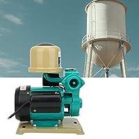 電動ウォーターポンプ、水圧不足の家庭用ポンプ
