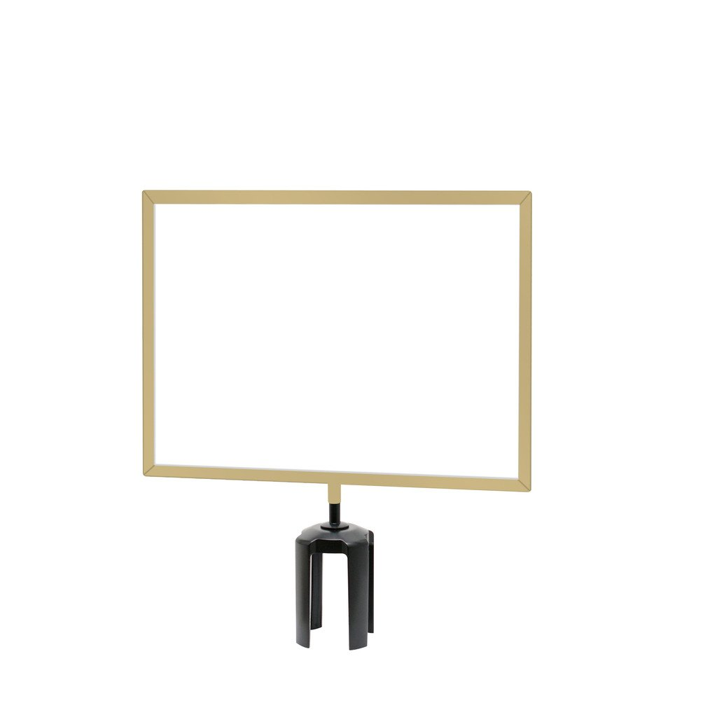 Tensabarrier - FRAME-HDSC-2P-1114LD-H Frame Arlington Mall Sign Duty Max 50% OFF w Heavy