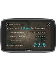 TomTom GPS Poids Lourds GO Professional 520 - 5 pouces, Cartographie Europe 49, Trafic via Smartphone
