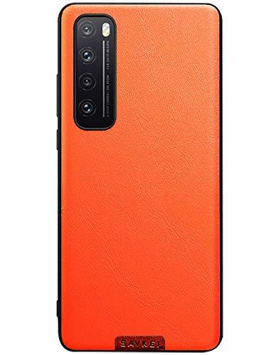 yiyiter – Funda para teléfono móvil compatible con Huawei Honor Nave 7, Honor Nave7, funda de piel para teléfono móvil, carcasa trasera para Hua Wei Honor Nave 7