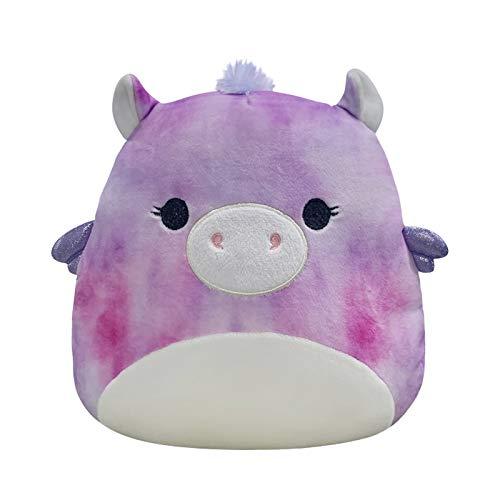 KXCAQ 25-80cm Toy Animal Doll Unicorn Dinosaur Lion Soft Pillow Buddy Stuffed Cojín Regalo para niños Juguetes para niños 60CM e