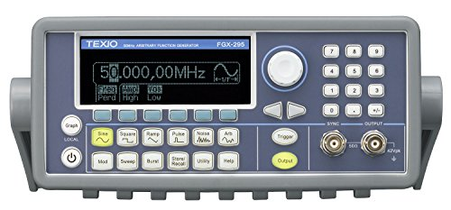 TEXIO(テクシオ) 任意波形ファンクションジェネレータ 50MHz : FGX-295