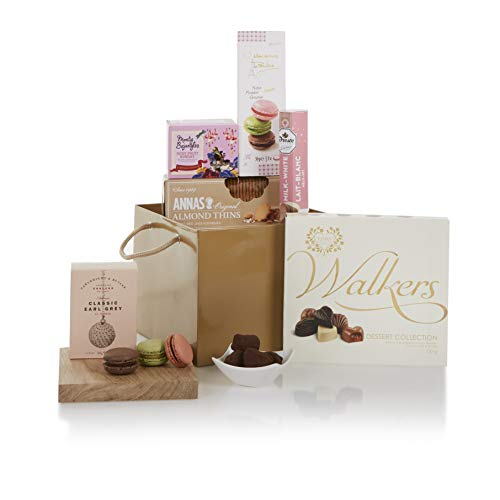 Sweet Treats for Her Hamper - Hamper for Her - Ideal as a Thank You Hamper or Birthday Present