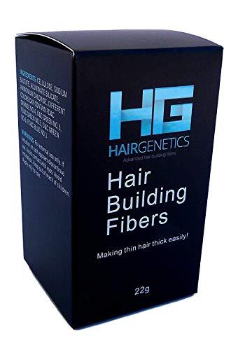 Hair Building Fibers Corrector de Pérdida de Capilares Fibra de