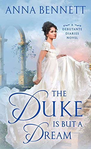 book cover of The Duke Is But a Dream