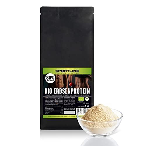 Golden Peanut -  Bio Erbsenprotein