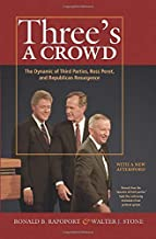 Three's a Crowd: The Dynamic of Third Parties, Ross Perot, and Republican Resurgence