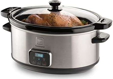 Top 10 Best slow cooker with locking lid Reviews