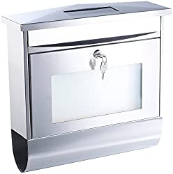 amerikanischen briefkasten aufstellen holz oder metall st nder. Black Bedroom Furniture Sets. Home Design Ideas